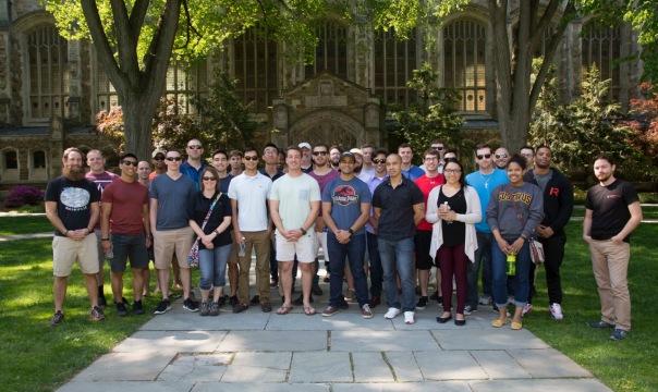 warrior scholar group 2016