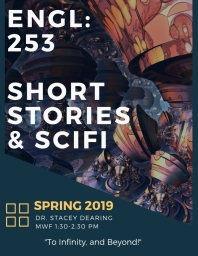 ENGL_ 253 Short Stories & Scifi