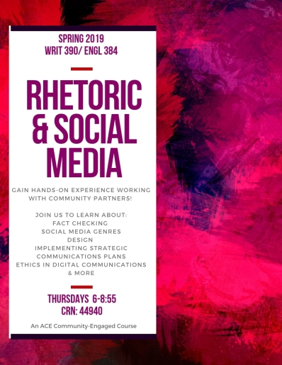 Rhetoric & Social Media
